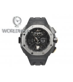 Audemars Piguet [2016 USED] ROYAL OAK CONCEPT LAPTIMER MICHAEL SCHUMACHER 26221FT.OO.D002CA.01
