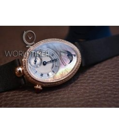 Breguet [NEW] 8908br/5t/864/d00d Reine de Naples Power Reserve Ladies (Retail:HK$287,500)