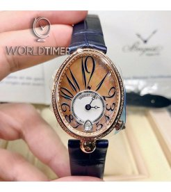 Breguet [NEW] 8918br/5t/964.d00d Reine de Naples Automatic Ladies (Retail:HK$279,400)