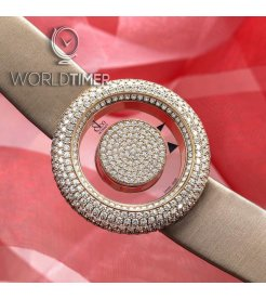 Jacob & Co. 捷克豹 [NEW] Brilliant Mystery Pave Diamonds Rose Gold 44mm BM556.40.RD.RD.A (Retail:HK$801,800)