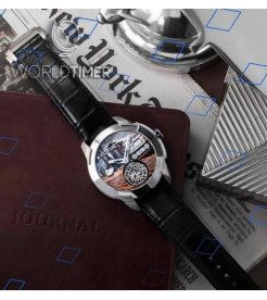 Jacob & Co. [NEW][LIMITED 18 PIECE][限量18支] Pioneer Flying Tourbillon Watch
