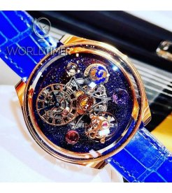 Jacob & Co. 捷克豹 [NEW] Astronomia Solar Planets Tourbillon AS300.40.AP.AK.A (Retail:HK$2,939,900)