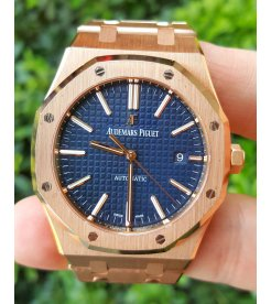 Audemars Piguet [NEW] Royal Oak Automatic Blue Dial RG 15400OR.OO.1220OR.03