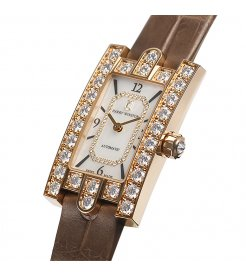 Harry Winston [NEW] Avenue Classic Automatic Ladies AVEAHM21RR001 (Retail:US$38,900)