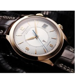 Jaeger LeCoultre [NEW] Mens Master Memovox Watch Q1412430