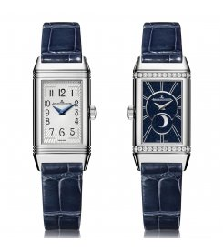 JAEGER LECOULTRE NEW Reverso One Duetto Ladies Q3358420