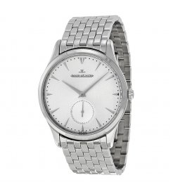 Jaeger LeCoultre [ 全新] Master Grande Ultra Thin Small Second Q1358120 (Retail : US$8,500)