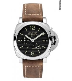 Panerai [NEW] Luminor 1950 3 Days GMT Power Reserve PAM 537