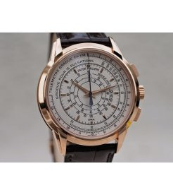 Patek Philippe [NEW-OLD-STOCK 2015'] 175th Anniversary Collection Multi-Scale Chronograph 5975R - SOLD!!
