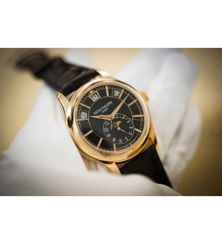 b2c0642a83a All Watches   PATEK PHILIPPE  NEW  SA Complications 5205R-010 ...