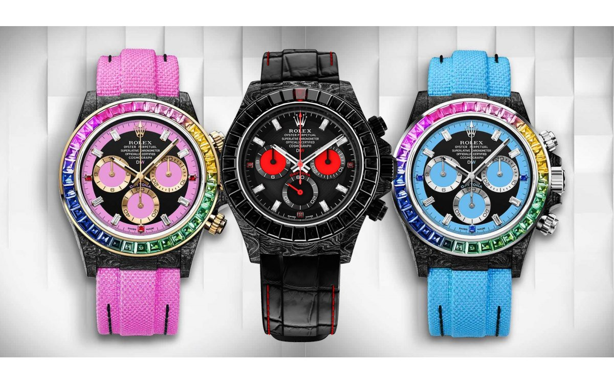 2020 Novelty DiW Rainbow Daytona
