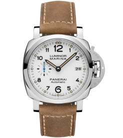 Panerai [NEW] Luminor Marina 1950 3 Days Automatic Acciaio 42mm PAM 1523 (Retail:HK$57,900)