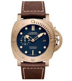 Panerai [NEW][LIMITED 1000] PAM 671 Luminor Submersible 1950 3 Days Automatic Bronzo Watch (Retail:US$14,400)