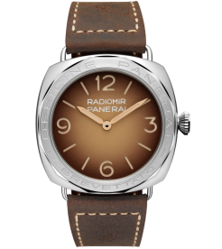 Panerai [NEW][LIMITED 1000] PAM 687 Radiomir 3 Days Acciaio Brevettato 47mm Watch