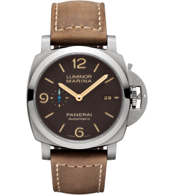 Panerai [NEW] Luminor 1950 3 Days Titanio Pam 1351 (Retail:HK$60,800)