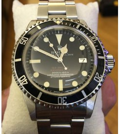 Rolex [MINT][RARE] Double Red SeaDweller 1665 Mark III Watch - SOLD!!