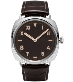 Panerai [NEW][LIMITED 501] Pam 376 Radiomir 3 Days Oro Bianco (Retail:HK$184,600)