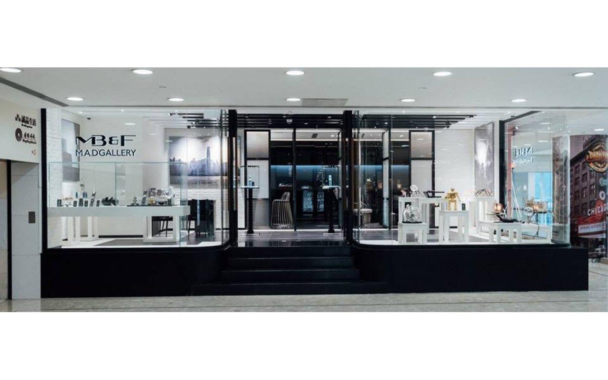 【香港終於有MB&F M.A.D. Gallery!】