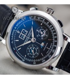 A. Lange & Söhne [NEW][LIMITED 100 PIECE] Datograph Perpetual Tourbillon 740.036FE (Retail:US$299,800)