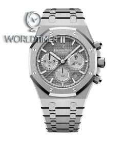 Audemars Piguet [2019 NEW MODEL] Royal Oak Chronograph 38mm Grey Dial 26315ST.OO.1256ST.02
