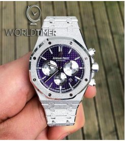 Audemars Piguet [NEW] Royal Oak Frosted Gold Selfwinding Chronograph 26331BC.GG.1224BC.01