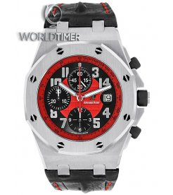 Audemars Piguet [2009 USED][LIMITED 200 PIECE] Royal Oak Offshore Chronograph Masato Watch 26195ST.OO.D101CR.01