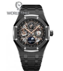 Audemars Piguet [NEW] 26585CE Royal Oak Perpetual Calendar Openworked
