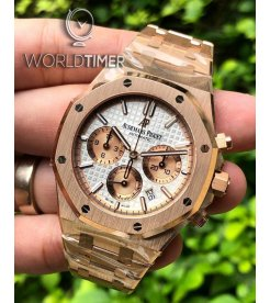Audemars Piguet [NEW] Royal Oak Chronograph 38mm Ladies 26315OR