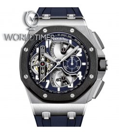 Audemars Piguet [NEW] Royal Oak Offshore Tourbillon Chronograph 26388PO.OO.D027CA.01
