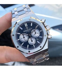 Audemars Piguet [NEW] Royal Oak Chronograph Blue Dial 26331ST.OO.1220ST.01
