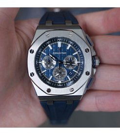 Audemars Piguet [NEW] Royal Oak Offshore Chronograph 42mm Titanium 26480TI.OO.A027CA.01