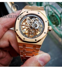 Audemars Piguet [NEW] Royal Oak Tourbillon Extra-Thin Openworked 26513ba.oo.1220ba.01