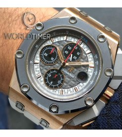 Audemars Piguet [USED][LIMITED 500 PC] Royal Oak Offshore Michael Schumacher 26568OM