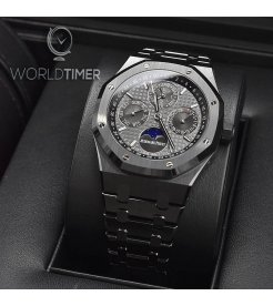 AUDEMARS PIGUET [NEW] Royal Oak Perpetual Calendar Automatic 26579CE.OO.1225CE.01