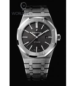 Audemars Piguet [NEW] 15400ST.OO.1220ST.01 Royal Oak Selfwinding 41mm Black Dial Watch