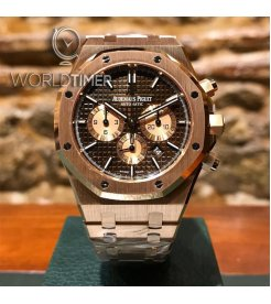 Audemars Piguet [NEW] Royal Oak Chronograph 26331OR.OO.1220OR.02 Brown Dial Watch