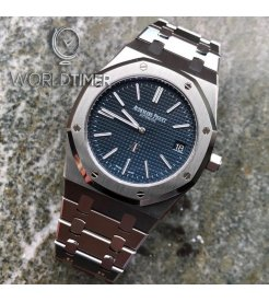 Audemars Piguet [NEW] Royal Oak Extra Thin 15202ST.OO.1240ST.01 (Retail:HK$178,000)