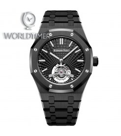 Audemars Piguet [NEW] Royal Oak Tourbillon Extra-Thin Black Ceramic 26522CE