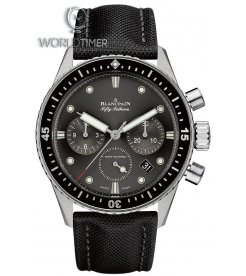 Blancpain [NEW] Fifty Fathoms Bathyscaphe Chronographe Flyback 5200-1110-B52A (Retail:EUR 13890)