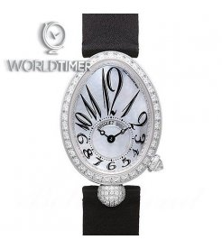 Breguet [NEW] 8928bb/5w/844/dd0d Reine de Naples Automatic Mini Ladies (Retail:HK$287,500)