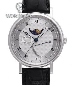 Breguet [NEW] 7787bb/12/9v6 Classique Moonphase Power Reserve 39mm Mens (Retail:HK$241,000)