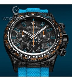 "Rolex DiW NTPT Carbon Daytona ""ALL CARBON TROPICAL"" (Retail:US$52,990)"