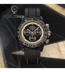 "Rolex 勞力士 DiW Carbon Daytona ""CREAM INVERT GOLD"" (Retail:EUR 45990)"