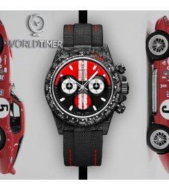 """Rolex DiW NTPT Carbon Daytona """"MONZA"""" (Retail: US$55,500)"""