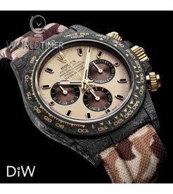 """Rolex DiW NTPT Carbon Daytona """"DESERT EAGLE"""" (Retail:US$56,800)"""