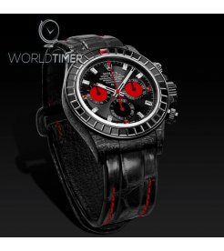 Rolex DiW Carbon Daytona