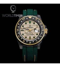 "Rolex DiW Carbon GMT-Master II ""OASIS"" (Retail:EUR 38490)"