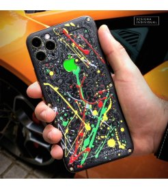 "DiW [NEW] Carbon Daytona ""MOTLEY"" iPhone 11 Pro / Pro Max Ready To Order Now"