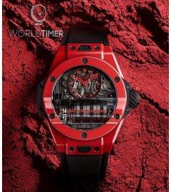 Hublot [NEW][LIMITED 100 PIECE] Big Bang MP-11 Red Magic 911.CF.0113.RX
