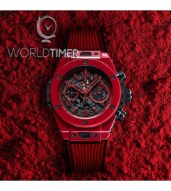 "Hublot [NEW][LIMITED 500 PIECE] Big Bang ""Unico Red Magic"" 411.CF.8513.RX (Retail:HK$197,800)"
